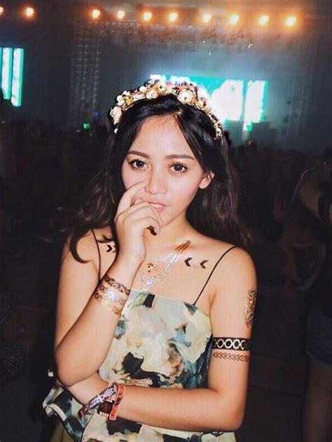 Tedza / makeup artist : Dulu dan Kini: Transformasi Rachel Vennya dari Tampilan ...