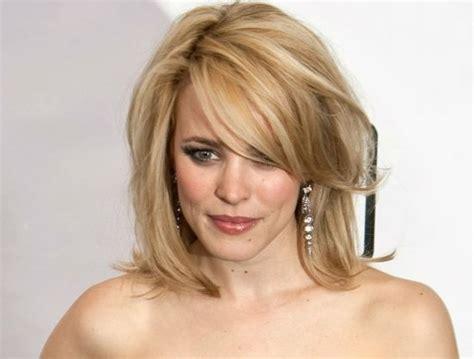 dazzling medium length hairstyles  thin hair