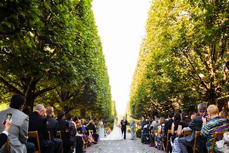 chicago botanic garden wedding katy steve