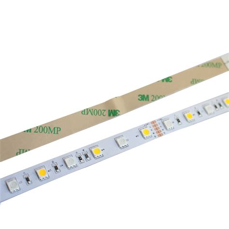 12v 24v rgbw rgbww led lights 5050 60leds m