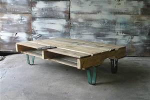 Couchtisch Selbst Bauen : rustikaler couchtisch selber bauen freshouse ~ Michelbontemps.com Haus und Dekorationen
