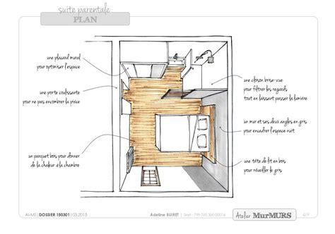 photo chambre parentale avec salle de bain et dressing plan chambre parentale avec salle de bain best bien plan