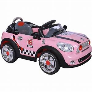 Voiture Electrique Enfant : mini voiture electrique enfant rose achat vente ~ Nature-et-papiers.com Idées de Décoration