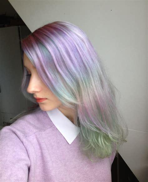 Soft Pastels Hair Colors Ideas