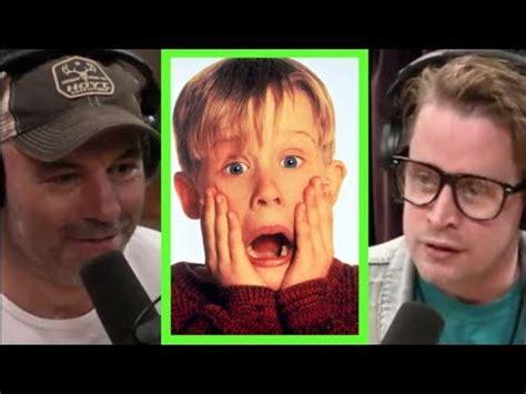 Joe Rogan  Macaulay Culkin On Growing Up Famous Youtube