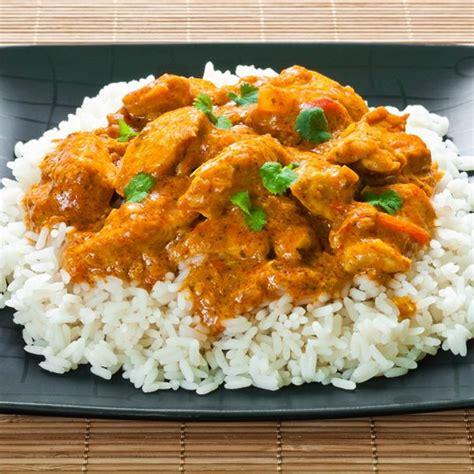 cuisiner des escalopes de dinde recette curry de poulet à la noix de coco