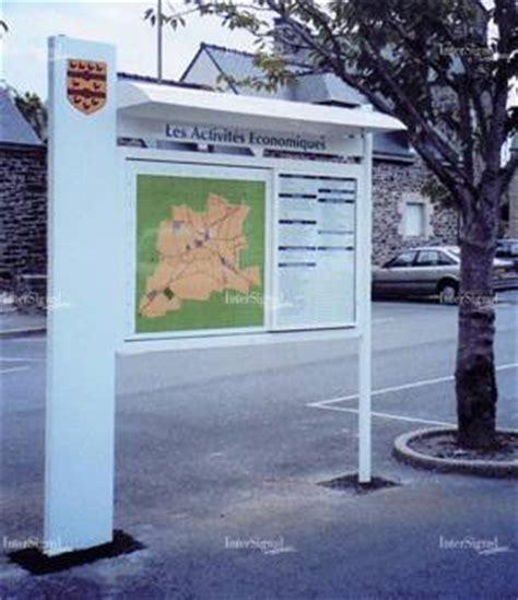 mat駻iel bureau intersignal signalétique urbaine