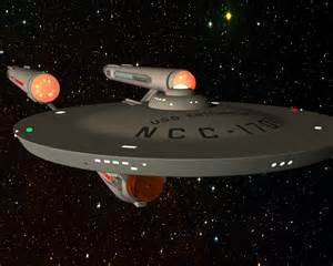 Original Star Trek USS Enterprise