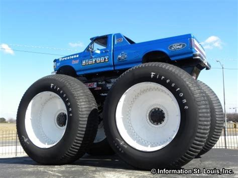 bigfoot monster truck history car rental singapore bet you didn 39 t know these cars