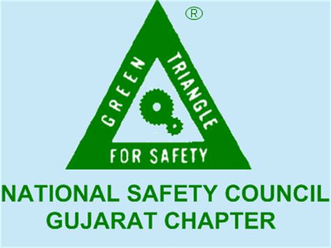 The 2016 National Safety Council National Safety Council Gujarat Chapter Home