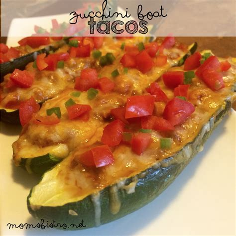 Easy Zucchini Taco Boats by Put A Fast And Healthy Spin On Taco Tuesday Simple 30