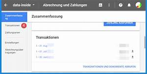 O2online Rechnung : fragen und antworten zur adwords rechnung ~ Themetempest.com Abrechnung