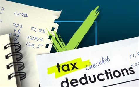 tax deductions checklist  small business owners xendoo