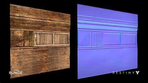artstation destiny wood trim texture ethan scheu