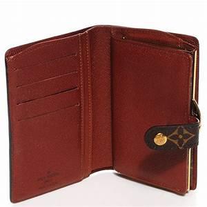 LOUIS VUITTON Monogram French Purse Wallet 99228