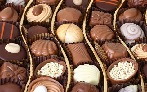Clé à Choc тапети шоколад