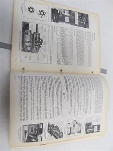 4815 1972 Evinrude Outboard Service Manual 18 Hp Fastwin 18202 18203