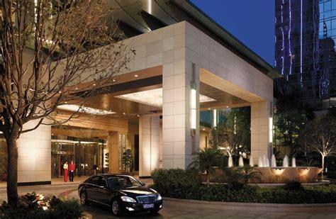 porte cochere   futian shangri la hotel porte