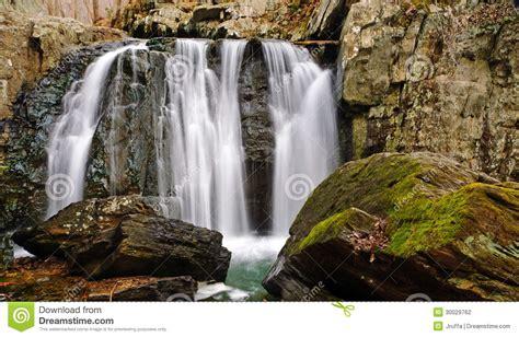 Kilgore Falls In Rocks State Park Maryland Stock