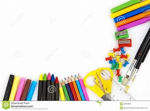 School background stock photo. Image of crayons, education ...