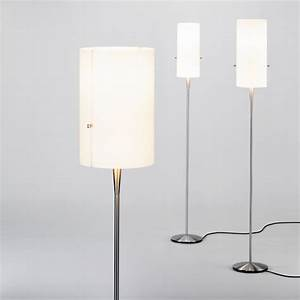 Serien lighting club floor lamp with dimmer cl1021 for White floor lamp with dimmer