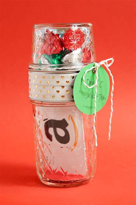 double mason jar gift card holders