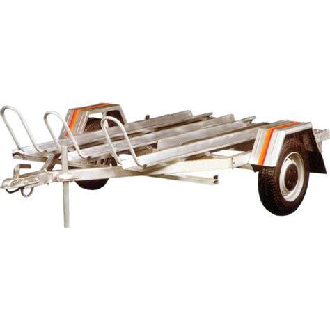 remorque porte moto pour cing car location remorque porte 3 motos ptac 500 kg cu 350 kg