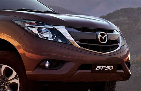 2016 Mazda Bt-50 Facelift Starts Production In Thailand