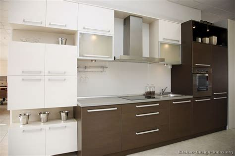 nice images brown  white kitchen design
