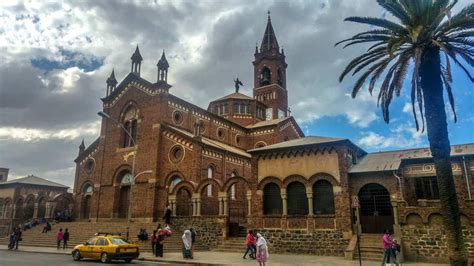 Asmara: A different and quiet side of Africa | Unusual ...