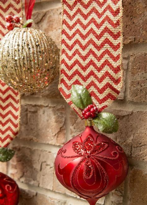 beautiful red  gold christmas decor ideas
