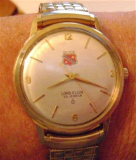 buick wrist watches