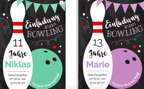 einladung zum kegeln oder einladung zum bowling wir