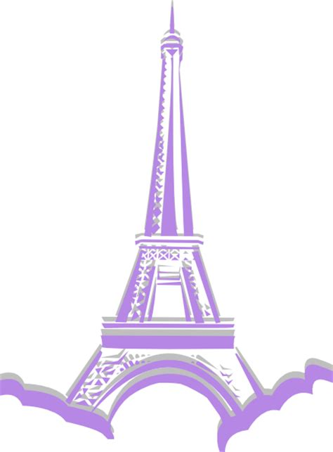 eiffel tower clip art  clkercom vector clip art