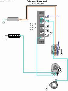 Hermetico Guitar  Wiring Diagram