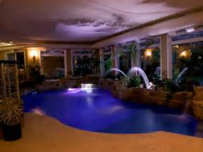 Stunning House Indoor Swimming Pool by Specialty Work Aqua Tech