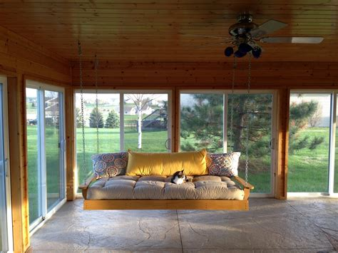 outdoor porch bed swing everything about outdoor bed swing