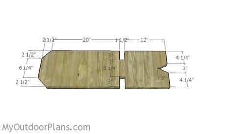 bog chair plans myoutdoorplans  woodworking plans