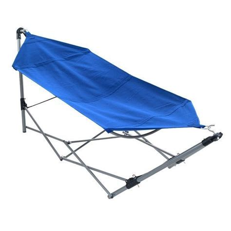 Travel Hammock With Stand by Hammock Cing Hammocks With Stand Portable Outdoor