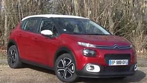 Citroën C3 Feel Business : essai citro n c3 bluehdi 100 feel 2017 youtube ~ Medecine-chirurgie-esthetiques.com Avis de Voitures