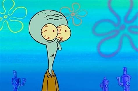 Squidward Isn't A Squid And The World Doesn't Make Sense
