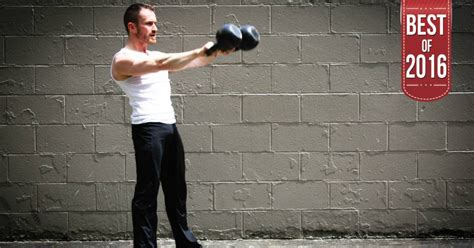 double swing kettlebell kettlebells charged turbo workout