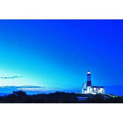 """Long Island feiert seine Leuchttürme am """"National"""