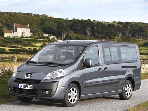 awesome peugeot expert 2007 peugeot expert ii tepee pictures information and