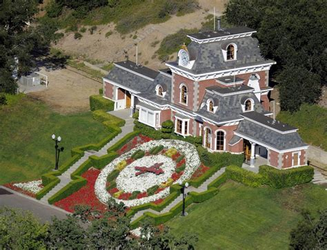 Photos Michael Jackson's Neverland Ranch Can Be Yours For