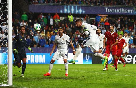 SEVILLA - REAL MADRID PREDICTION (15.01.2017) - Soccer ...