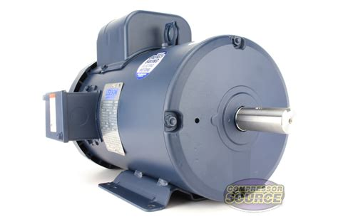 1 Hp Electric Motor by 5 Hp 1 Phase Tefc Electric Motor Totally Enclosed 184t