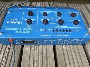 Vintage 1980 U0026 39 S Roland Gr