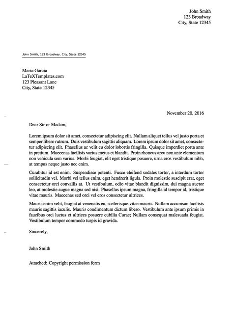 Formal Letter Template Official Letter Pattern Letters Free Sle Letters