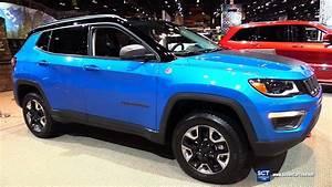2018 Jeep Compass Trailhawk - Exterior And Interior Walkaround - 2018 Chicago Auto Show